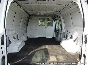 2005 Ford E350 Super Duty Econoline E-Series Power Stroke Turbo Diesel Cargo Work - Photo 20 - Richmond, VA 23237