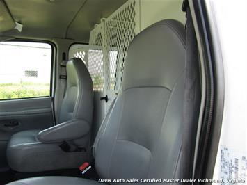 2005 Ford E350 Super Duty Econoline E-Series Power Stroke Turbo Diesel Cargo Work - Photo 17 - Richmond, VA 23237