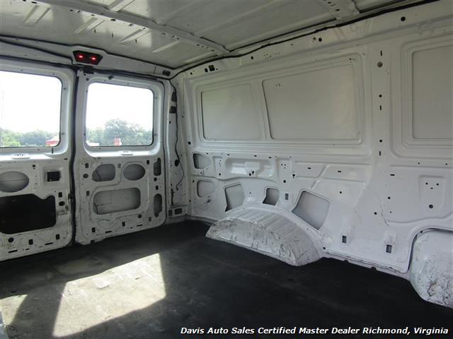 2005 Ford E350 Super Duty Econoline E-Series Power Stroke Turbo Diesel Cargo Work - Photo 26 - Richmond, VA 23237