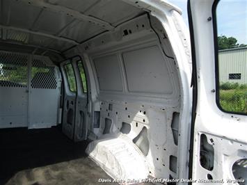 2005 Ford E350 Super Duty Econoline E-Series Power Stroke Turbo Diesel Cargo Work - Photo 23 - Richmond, VA 23237