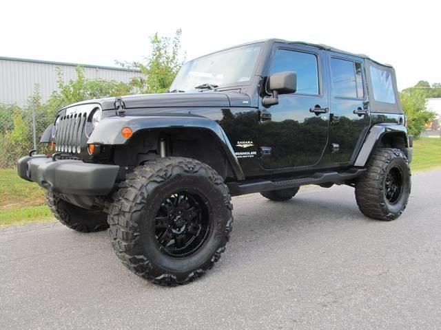 2007 Jeep Wrangler Unlimited Sahara (SOLD)   Photo 1   Richmond, VA 23237