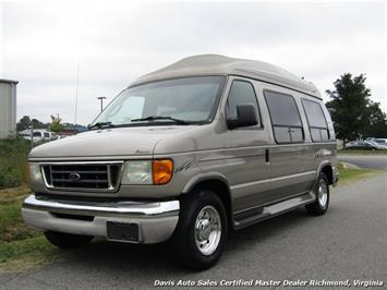 2003 Ford E-250 E-Series Econoline High Top Custom Regency Conversion 3/4 Ton Van