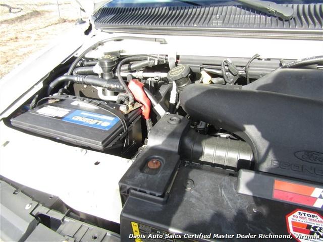 2006 Ford E-350 Roll Up Rear Door Utility Cube Box Work - Photo 25 - Richmond, VA 23237