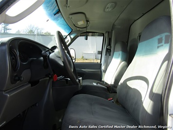 2006 Ford E-350 Roll Up Rear Door Utility Cube Box Work - Photo 19 - Richmond, VA 23237