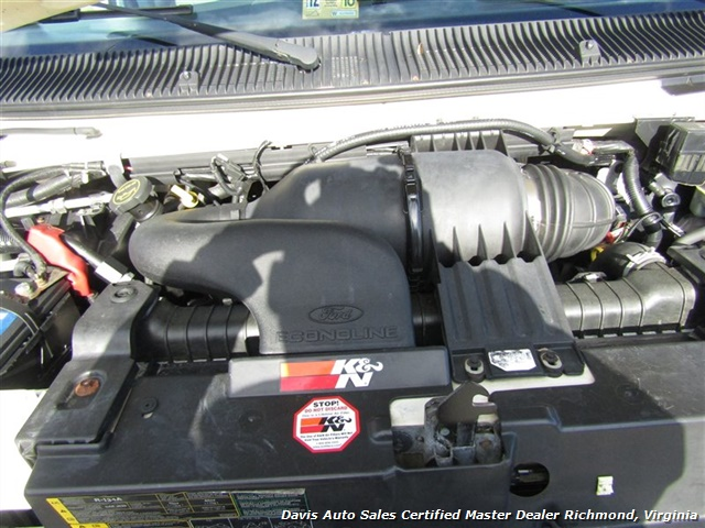 2006 Ford E-350 Roll Up Rear Door Utility Cube Box Work - Photo 23 - Richmond, VA 23237