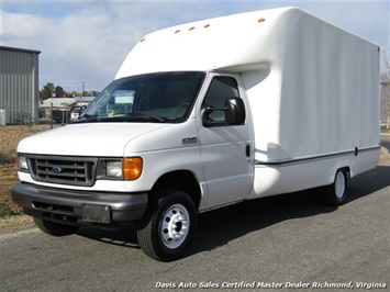 2006 Ford E-350 Roll Up Rear Door Utility Cube Box Work Van