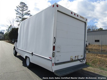 2006 Ford E-350 Roll Up Rear Door Utility Cube Box Work - Photo 3 - Richmond, VA 23237