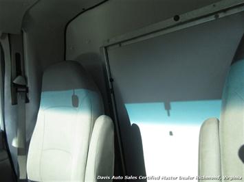 2006 Ford E-350 Roll Up Rear Door Utility Cube Box Work - Photo 22 - Richmond, VA 23237