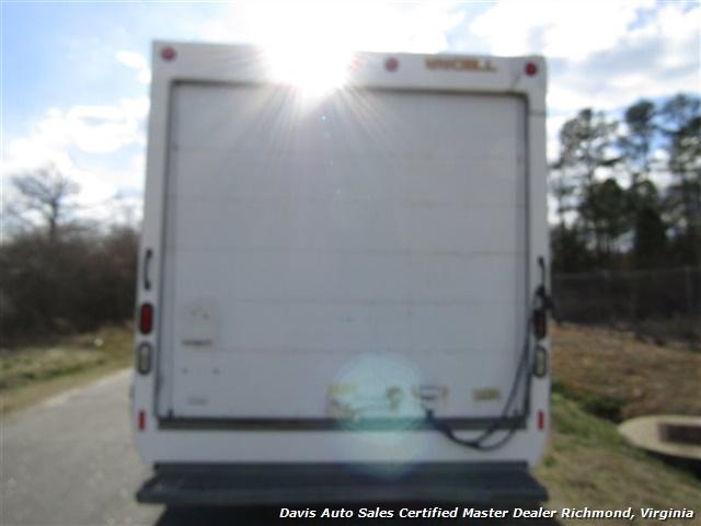 2006 Ford E-350 Roll Up Rear Door Utility Cube Box Work - Photo 4 - Richmond, VA 23237
