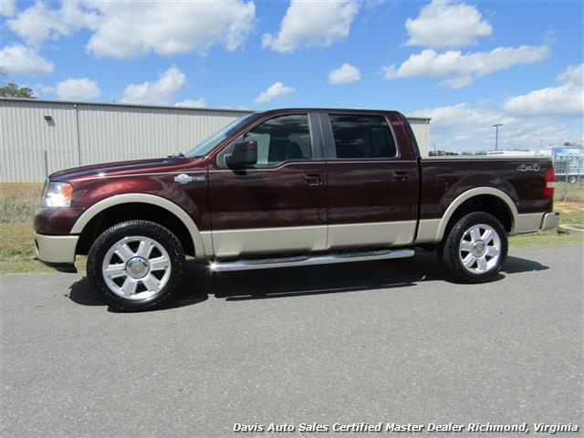 2008 Ford F-150 King Ranch Fully Loaded 4X4 SuperCrew Short Bed - Photo 2 - Richmond, VA 23237