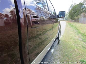 2008 Ford F-150 King Ranch Fully Loaded 4X4 SuperCrew Short Bed - Photo 20 - Richmond, VA 23237