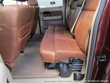 2008 Ford F-150 King Ranch Fully Loaded 4X4 SuperCrew Short Bed - Photo 25 - Richmond, VA 23237