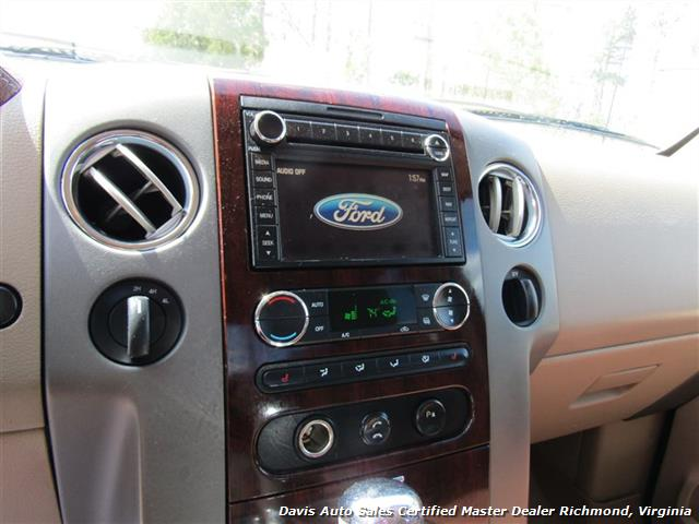 2008 Ford F-150 King Ranch Fully Loaded 4X4 SuperCrew Short Bed - Photo 8 - Richmond, VA 23237