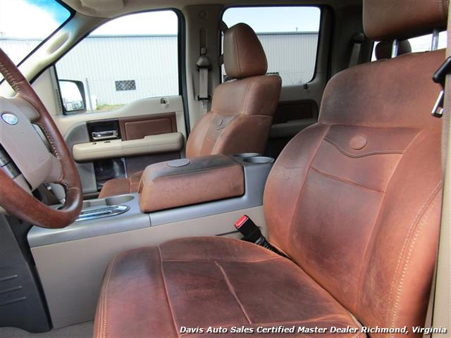2008 Ford F-150 King Ranch Fully Loaded 4X4 SuperCrew Short Bed - Photo 24 - Richmond, VA 23237