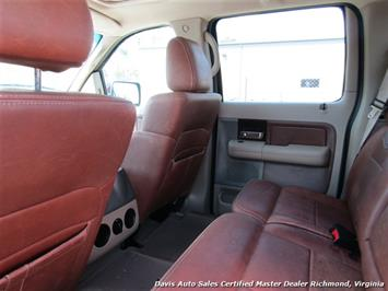 2008 Ford F-150 King Ranch Fully Loaded 4X4 SuperCrew Short Bed - Photo 6 - Richmond, VA 23237