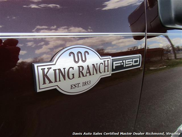 2008 Ford F-150 King Ranch Fully Loaded 4X4 SuperCrew Short Bed - Photo 28 - Richmond, VA 23237