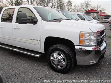 2009 Chevrolet Silverado 3500 HD LTZ 4X4 Crew Cab Long Bed Dually Truck