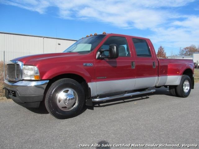 2003 ford f 350 super duty xlt dually 4dr crew cab. Black Bedroom Furniture Sets. Home Design Ideas
