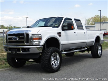 2010 Ford F-250 Super Duty Lariat FX4 Lifted Diesel 4X4 (SOLD) Truck