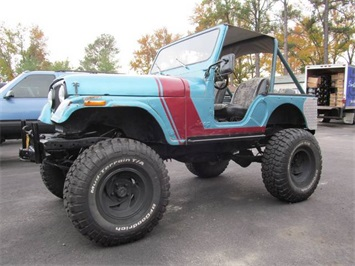 1979 Jeep CJ 5 SUV