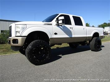 2011 Ford F-250 Super Duty King Ranch Lifted 6.7 Diesel 4X4 Crew Truck