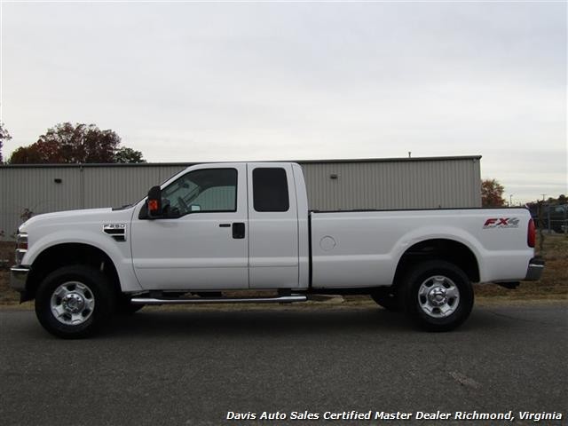 2010 Ford F-250 Super Duty XLT FX4 4X4 SuperCab Long Bed - Photo 2 - Richmond, VA 23237