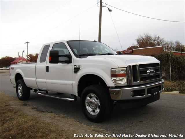 2010 Ford F-250 Super Duty XLT FX4 4X4 SuperCab Long Bed - Photo 11 - Richmond, VA 23237