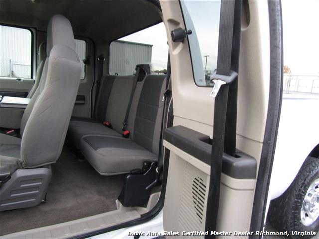2010 Ford F-250 Super Duty XLT FX4 4X4 SuperCab Long Bed - Photo 13 - Richmond, VA 23237