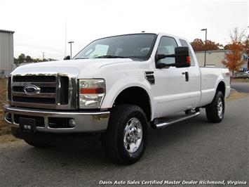 2010 Ford F-250 Super Duty XLT FX4 4X4 SuperCab Long Bed Truck