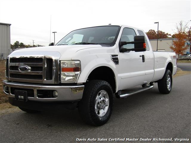 2010 Ford F-250 Super Duty XLT FX4 4X4 SuperCab Long Bed - Photo 1 - Richmond, VA 23237