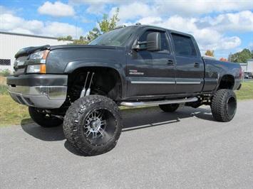 2003 Chevrolet Silverado 2500 LS Truck
