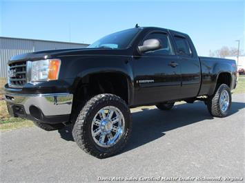 2008 GMC Sierra 1500 SLT Z71 4X4 Quad Cab Short Bed Truck