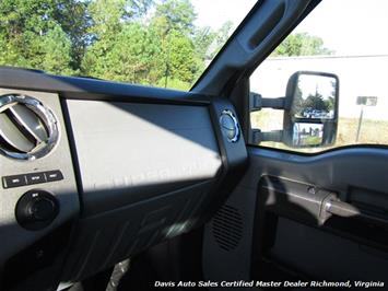 2011 Ford F-650 Super Duty XLT Pro Loader Quad Cab Roll Back Wrecker Tow Flat Bed - Photo 18 - Richmond, VA 23237
