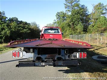 2011 Ford F-650 Super Duty XLT Pro Loader Quad Cab Roll Back Wrecker Tow Flat Bed - Photo 4 - Richmond, VA 23237