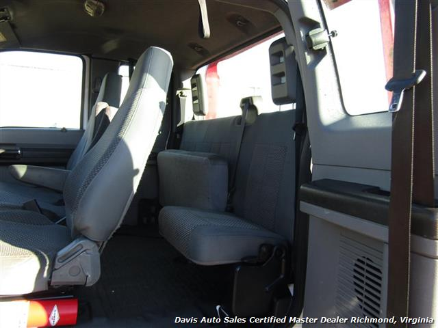 2011 Ford F-650 Super Duty XLT Pro Loader Quad Cab Roll Back Wrecker Tow Flat Bed - Photo 15 - Richmond, VA 23237