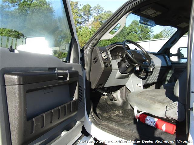2011 Ford F-650 Super Duty XLT Pro Loader Quad Cab Roll Back Wrecker Tow Flat Bed - Photo 6 - Richmond, VA 23237