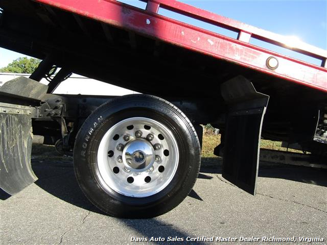 2011 Ford F-650 Super Duty XLT Pro Loader Quad Cab Roll Back Wrecker Tow Flat Bed - Photo 23 - Richmond, VA 23237