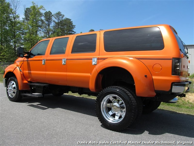 2004 Ford F 650 Super Duty Excursion Diesel