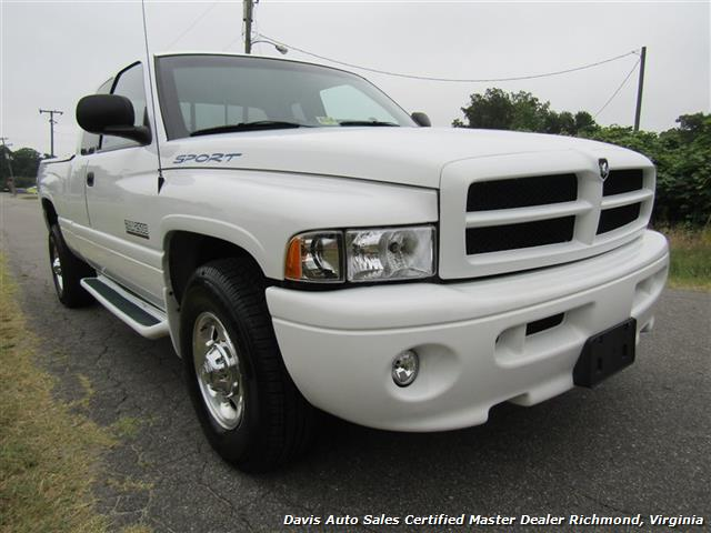 2001 Dodge Ram 2500 SLT Sport 5.9 Cummins Diesel Quad Cab Short Bed - Photo 3 - Richmond, VA 23237