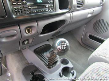 2001 Dodge Ram 2500 SLT Sport 5.9 Cummins Diesel Quad Cab Short Bed - Photo 9 - Richmond, VA 23237