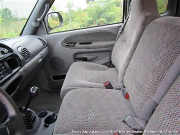 2001 Dodge Ram 2500 SLT Sport 5.9 Cummins Diesel Quad Cab Short Bed - Photo 10 - Richmond, VA 23237