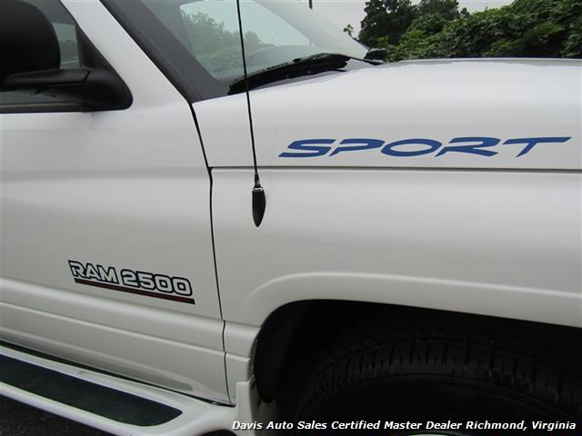 2001 Dodge Ram 2500 SLT Sport 5.9 Cummins Diesel Quad Cab Short Bed - Photo 5 - Richmond, VA 23237