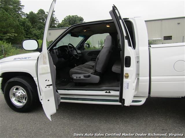 2001 Dodge Ram 2500 SLT Sport 5.9 Cummins Diesel Quad Cab Short Bed - Photo 29 - Richmond, VA 23237
