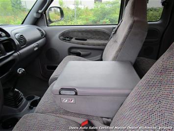 2001 Dodge Ram 2500 SLT Sport 5.9 Cummins Diesel Quad Cab Short Bed - Photo 21 - Richmond, VA 23237