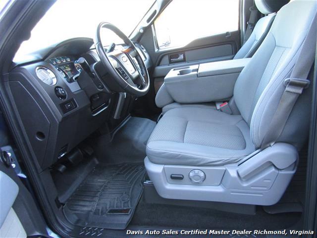 2013 Ford F-150 XLT 4X4 Ecoboost Turbocharged SuperCrew Short Bed - Photo 8 - Richmond, VA 23237