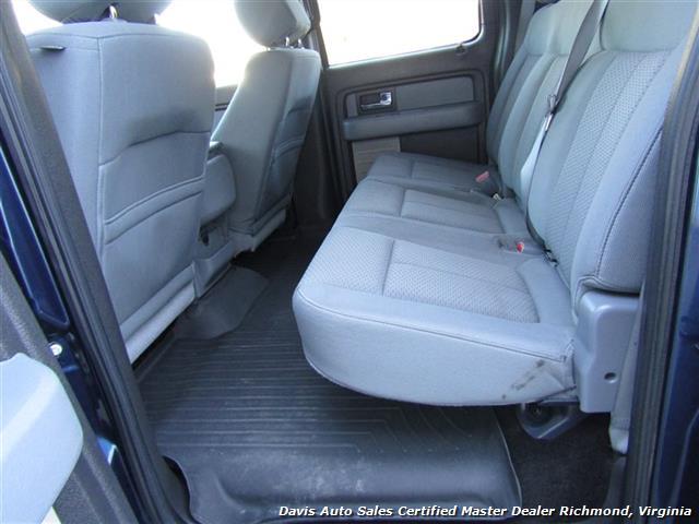 2013 Ford F-150 XLT 4X4 Ecoboost Turbocharged SuperCrew Short Bed - Photo 12 - Richmond, VA 23237
