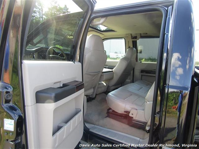 2008 Ford F-450 Super Duty Lariat 6.4 Twin Turbo Diesel 4X4 Dually Crew Cab Long Bed - Photo 25 - Richmond, VA 23237