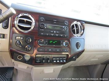 2008 Ford F-450 Super Duty Lariat 6.4 Twin Turbo Diesel 4X4 Dually Crew Cab Long Bed - Photo 23 - Richmond, VA 23237