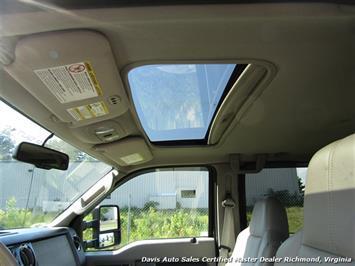 2008 Ford F-450 Super Duty Lariat 6.4 Twin Turbo Diesel 4X4 Dually Crew Cab Long Bed - Photo 21 - Richmond, VA 23237