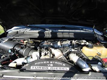 2008 Ford F-450 Super Duty Lariat 6.4 Twin Turbo Diesel 4X4 Dually Crew Cab Long Bed - Photo 28 - Richmond, VA 23237